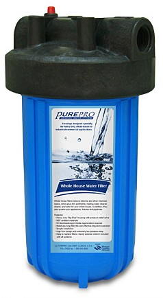 Purepro 174 Jumbo Filter Housing Big Blue Filter Housings