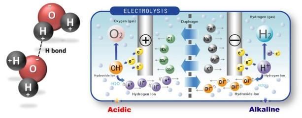 Purepro 174 E Ro Hydrogen Water System Ero M3