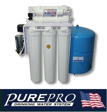 Purepro 174 Light Commercial Reverse Osmosis Water Filter Systems